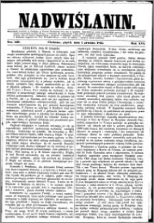 Nadwiślanin, 1865.12.01 R. 16 nr 139
