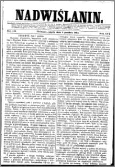 Nadwiślanin, 1865.12.08 R. 16 nr 142