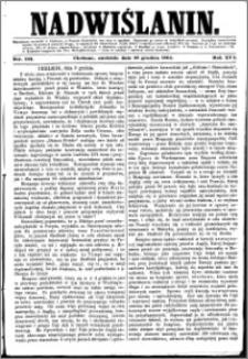 Nadwiślanin, 1865.12.10 R. 16 nr 143