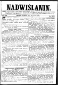 Nadwiślanin, 1865.12.24 R. 16 nr 149