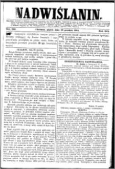 Nadwiślanin, 1865.12.29 R. 16 nr 150