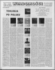 Wiadomości, R. 24 nr 50/51 (1237/1238), 1969