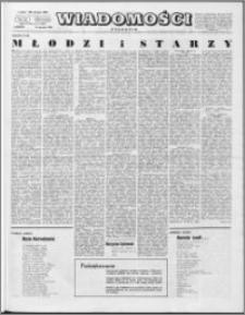 Wiadomości, R. 23 nr 2 (1137), 1968