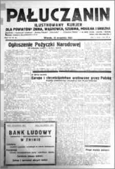 Pałuczanin 1933.09.12 nr 106