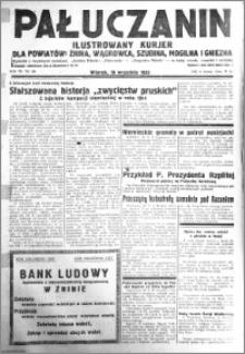 Pałuczanin 1933.09.19 nr 109