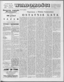 Wiadomości, R. 23 nr 4 (1139), 1968