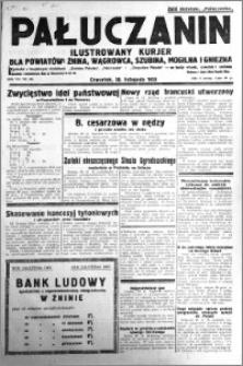 Pałuczanin 1933.11.30 nr 139