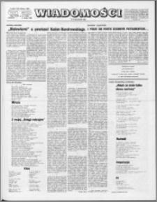 Wiadomości, R. 23 nr 6 (1141), 1968