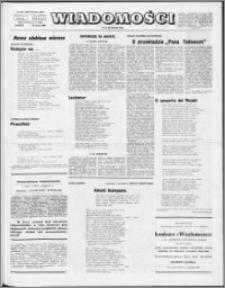 Wiadomości, R. 23 nr 7 (1142), 1968