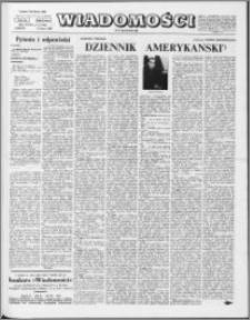 Wiadomości, R. 23 nr 11 (1146), 1968