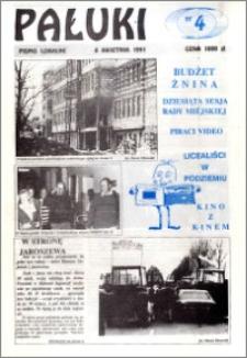 Pałuki. Pismo lokalne 1991.04.08 nr 4