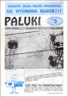 Pałuki. Pismo lokalne 1991.04.22 nr 5