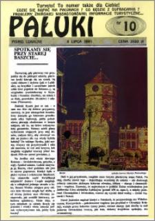 Pałuki. Pismo lokalne 1991.07.08 nr 10