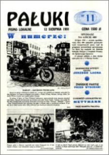 Pałuki. Pismo lokalne 1991.08.12 nr 11