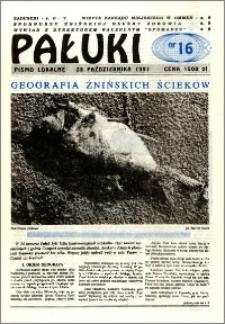 Pałuki. Pismo lokalne 1991.10.28 nr 16