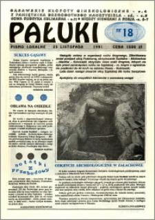Pałuki. Pismo lokalne 1991.11.25 nr 18