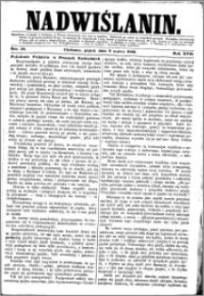 Nadwiślanin, 1866.03.09 R. 17 nr 28