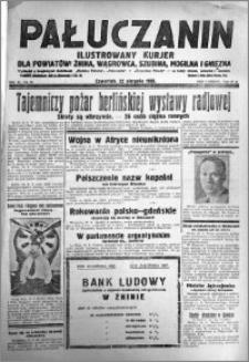 Pałuczanin 1935.08.22 nr 99