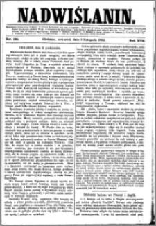 Nadwiślanin, 1866.11.01 R. 17 nr 126