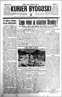 Kurjer Bydgoski 1936.01.02 R.15 nr 2