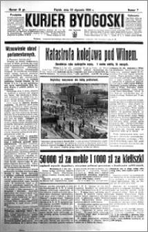 Kurjer Bydgoski 1936.01.10 R.15 nr 7