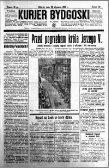 Kurjer Bydgoski 1936.01.28 R.15 nr 22