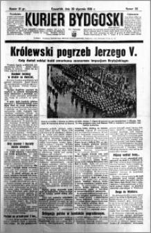 Kurjer Bydgoski 1936.01.30 R.15 nr 24
