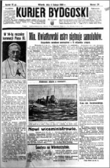 Kurjer Bydgoski 1936.02.11 R.15 nr 34