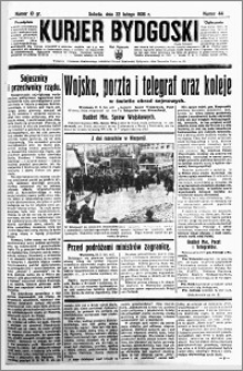 Kurjer Bydgoski 1936.02.22 R.15 nr 44