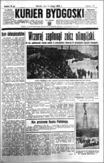 Kurjer Bydgoski 1936.02.08 R.15 nr 32