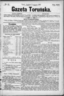 Gazeta Toruńska 1888, R. 22 nr 12