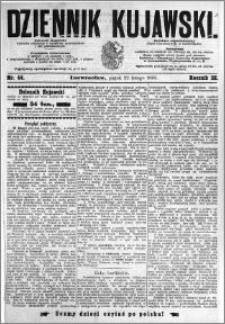 Dziennik Kujawski 1895.02.22 R.3 nr 44