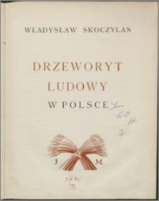 Drzeworyt ludowy w Polsce