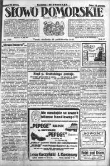 Słowo Pomorskie 1925.10.25 R.5 nr 248