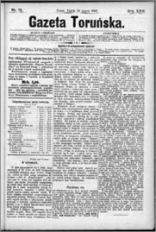 Gazeta Toruńska 1888, R. 22 nr 75