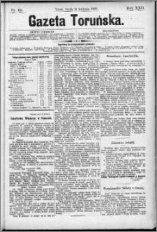 Gazeta Toruńska 1888, R. 22 nr 84