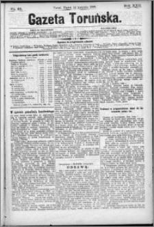 Gazeta Toruńska 1888, R. 22 nr 86