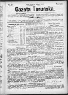 Gazeta Toruńska 1888, R. 22 nr 90