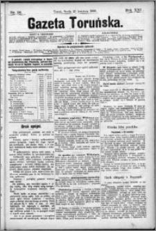 Gazeta Toruńska 1888, R. 22 nr 96