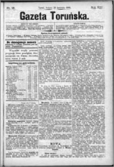 Gazeta Toruńska 1888, R. 22 nr 98