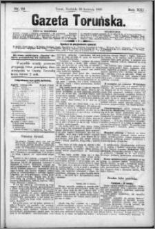 Gazeta Toruńska 1888, R. 22 nr 99