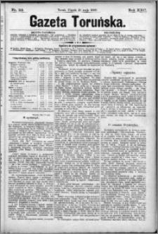 Gazeta Toruńska 1888, R. 22 nr 114