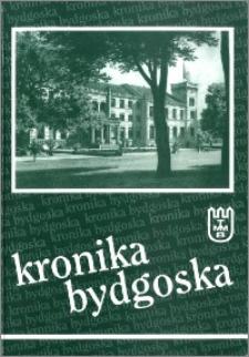 Kronika Bydgoska T. 21 (1999)