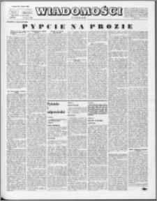 Wiadomości, R. 23 nr 13 (1148), 1968