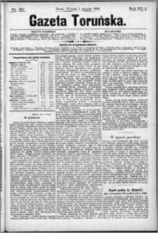 Gazeta Toruńska 1888, R. 22 nr 180