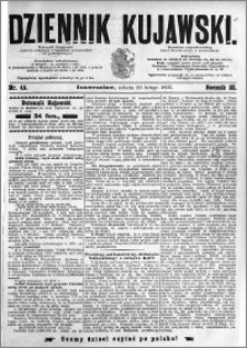 Dziennik Kujawski 1895.02.23 R.3 nr 45