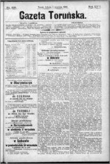 Gazeta Toruńska 1888, R. 22 nr 202