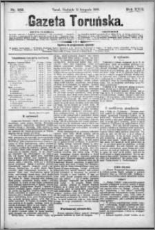 Gazeta Toruńska 1888, R. 22 nr 262