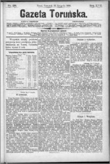 Gazeta Toruńska 1888, R. 22 nr 271