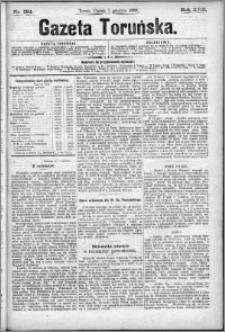 Gazeta Toruńska 1888, R. 22 nr 284